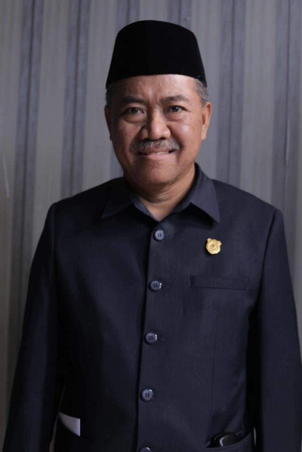 H. Syaharuddin F, S.H, MBA